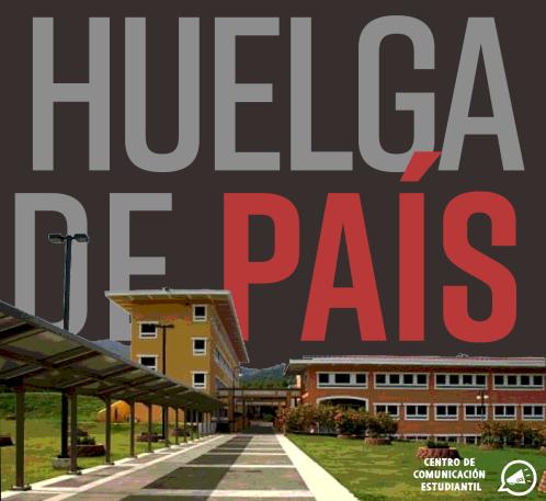 El movimiento estudiantil hace un llamado a una huelga de pais en PR.